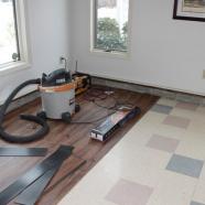 Ako položiť vinylovú podlahu?