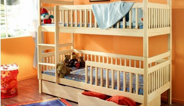 Dětský pokojíček: Kombinace her a splněných přání