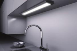 Osvětlení pod kuchyňskou linku i lustry do kuchyně, snadno a levně